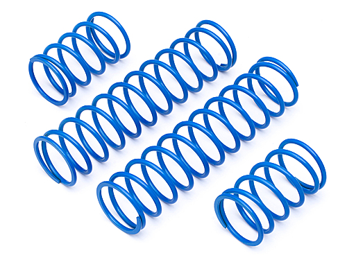 HPI Shock Spring Set 23x155x2.4mm 16coils (blue) 86764