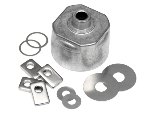 HPI Alloy Diff Case 86827