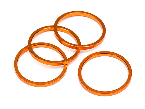 HPI Diff Outdrive Ring (orange/4pcs) 86906