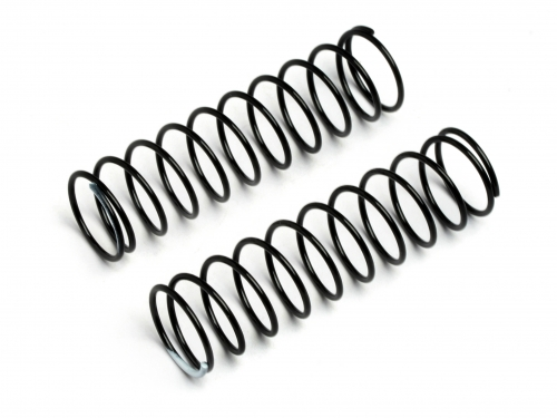 HPI Shock Spring 13x57x1.1mm 11coils (3.3lb,white) 86913