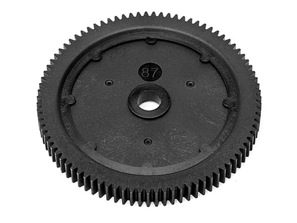 HPI Spur Gear 87t (48 Pitch) 86946
