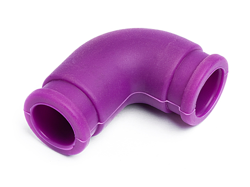 HPI Silicone Exhaust Coupling 12x30mm (purple) 87057