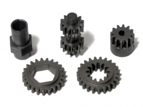 HPI Gear Set For Motor Unit (roto Start) 87114