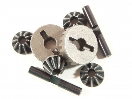 HPI 4 Bevel Gear Differential Conversion Set (1 Set) 87193