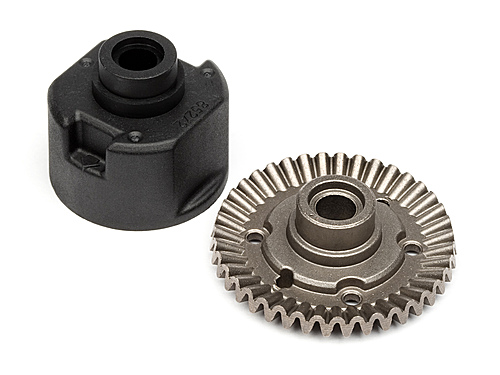 HPI Differential Gear Case Set (39t) 87315
