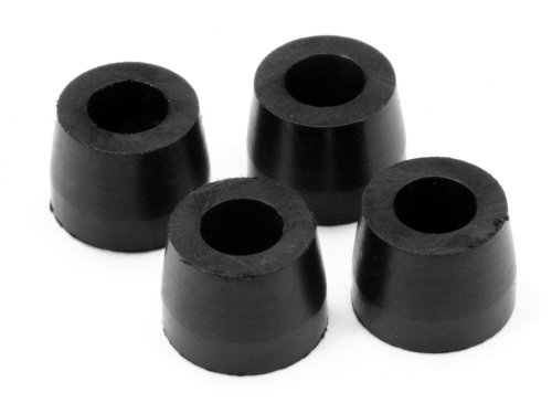 HPI Rubber Bump Stop (4pcs) 87524
