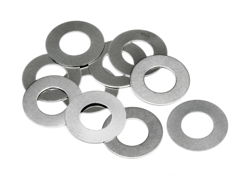 HPI Washer 5x10x0.2mm (10pcs) 87540
