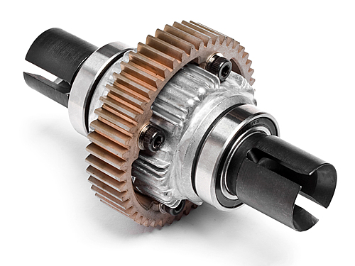 HPI Complete Alloy Diff Gear Set 87568