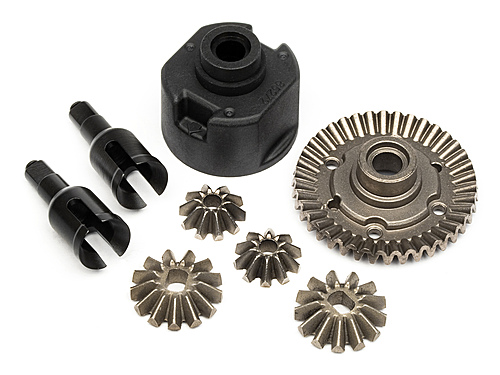 HPI Gear Differential Set (39t) 87592