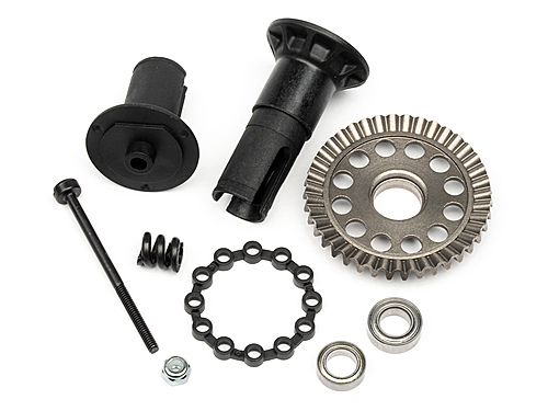 HPI Ball Differential Set (39t) 87593