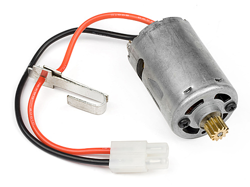 HPI Nitro Start Motor/switch Set 87616