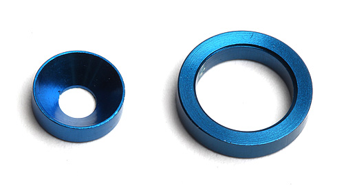 Assciated Servo Support Ring & Washer AS89009