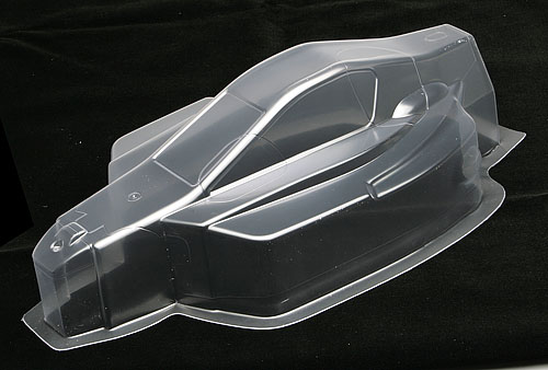 Image Of Associated RC8 Bodyshell
