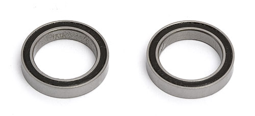 Image Of Associated RC8 15X21X4 Bearings (2)