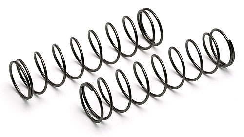 Associated RC8/T 16X38mm Spring Silver AS89348