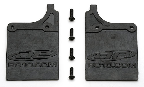 Associated SC8 Mud Flaps AS89430