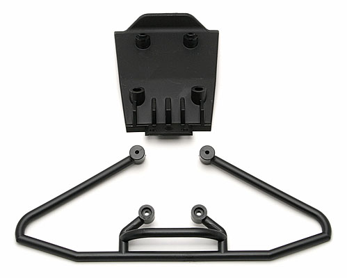 Associated SC8 Front Bumper/Skid Plate AS89434