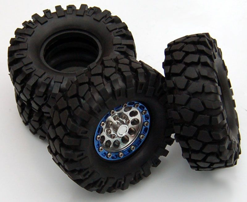 RC4WD ZT0052 Rock Crusher X/T 1.9 Tires 