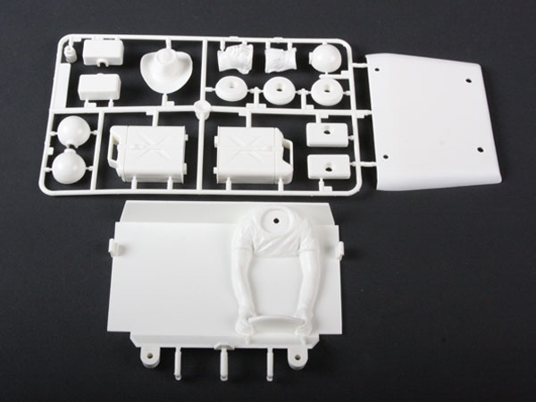 Tamiya Cockpit Part for 58470 - Holiday Buggy 9005086