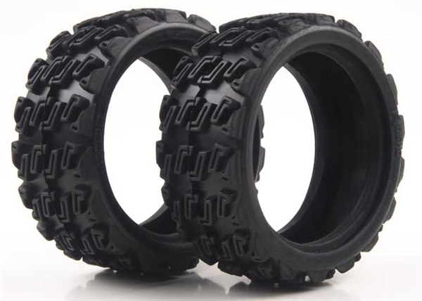 Kyosho Tyre (Rally Block) FAT101