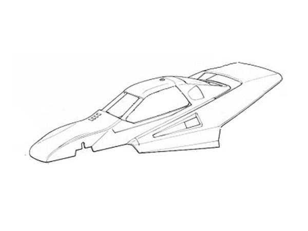 Tamiya The Hornet 58336