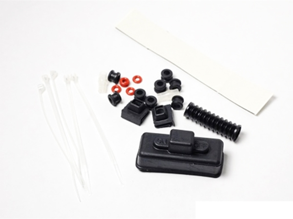 Tamiya Rubber Parts Bag for Buggy Champ/Sand Scorcher 9401430
