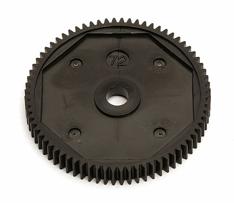 Image Of Associated 72T Spur Gear
