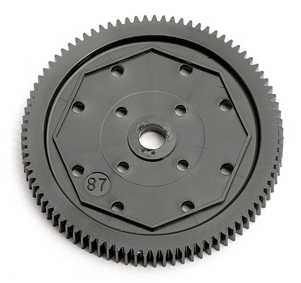 Image Of Associated B4  87T Spur Gear