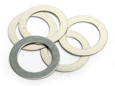Image Of Kyosho Shims 8X12X0.2mm Sus. (5)