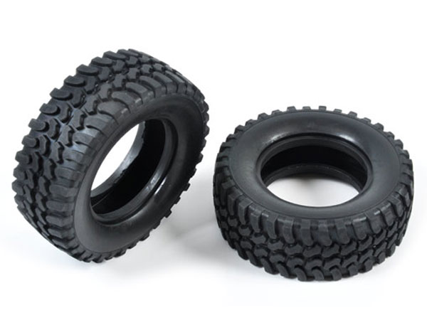 Tamiya Tire (2) For 58204 9805561