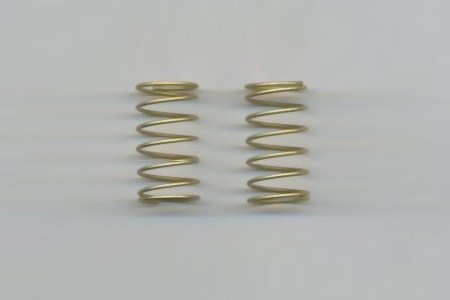Tamiya Front Coil Spring For 58383 (M-04L Vw Beetle) 9805921