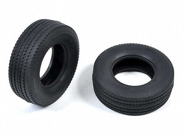 Tamiya 1:14 Truck Reefer & 40ft Container Trailer Tyres 9808176