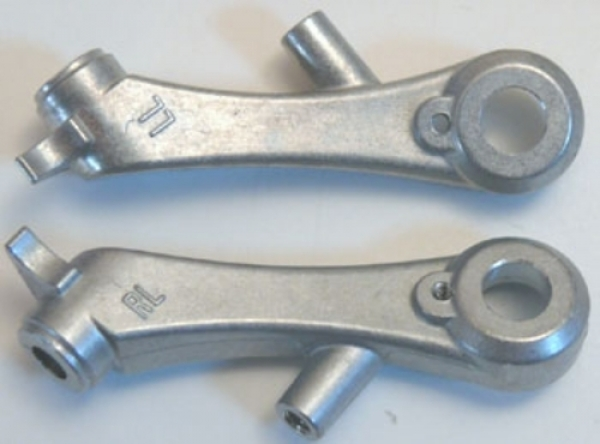 Tamiya Lower Arms (L/R) for Buggy Champ/Sand Scorcher 9808282