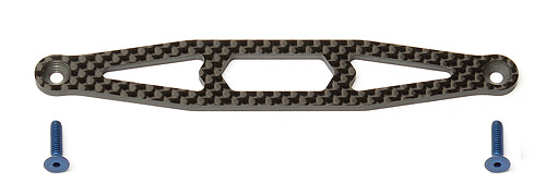 Associated B44.3 Ft Graphite Battery Strap Shorty AS9953