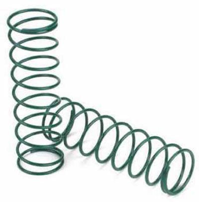 Losi 8ight/8ightT 15mm Springs 3.1x3.1 Rate Green LOSA5458