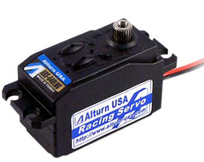 Alturn USA Low Profile Servo BB/MG (High Speed) AAS645LMG