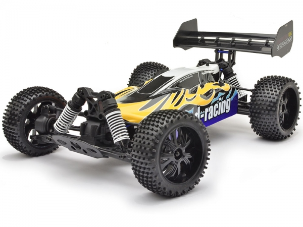 Image Of BSD Racing Flux Assault 1:9th 4WD RTR Buggy (Brushless)