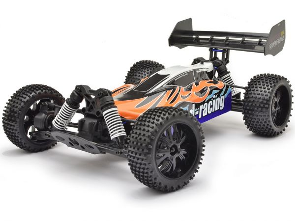 Image Of BSD Racing Prime Assault 1:9th 4WD RTR Buggy (Brushed)