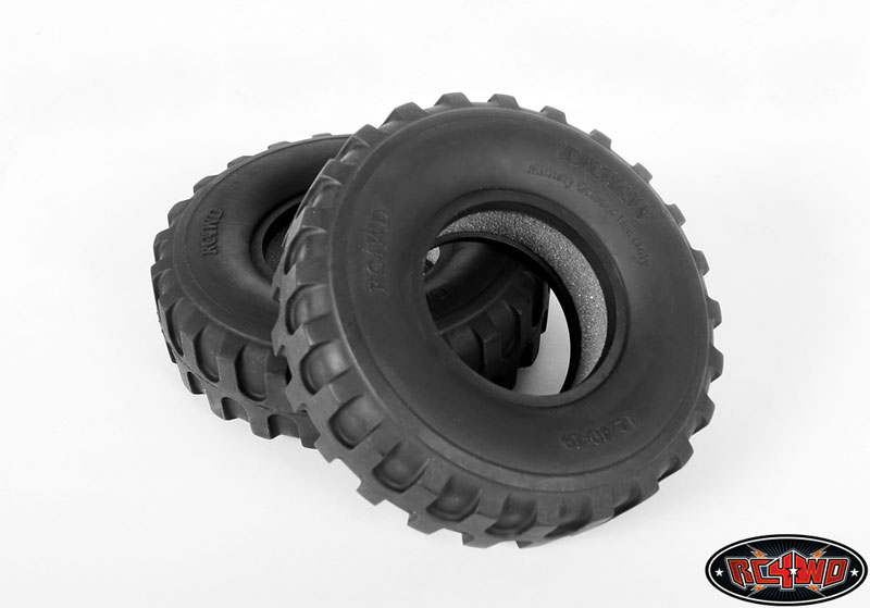 RC4WD DUKW 1.9 Military Offroad Tyres Z-T0011