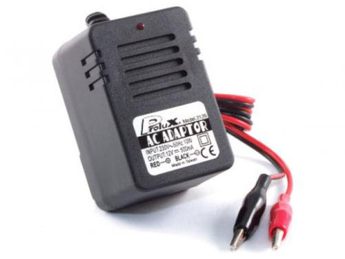 Prolux 12V 500mA Lead Acid Battery Charger (FAST815) PX2129