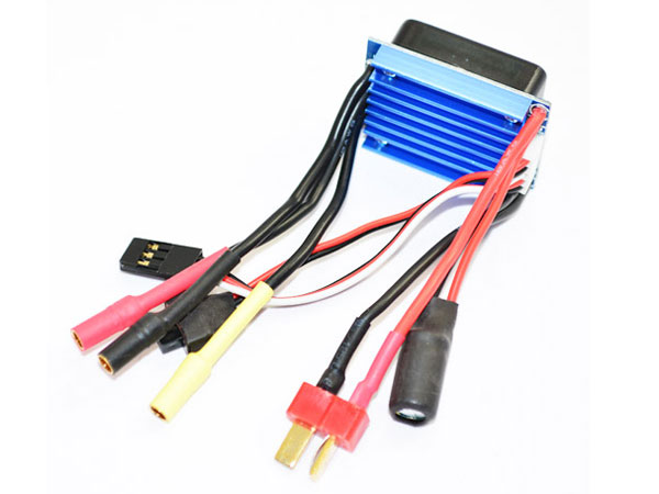 Image Of FTX Colt 25a Brushless ESC