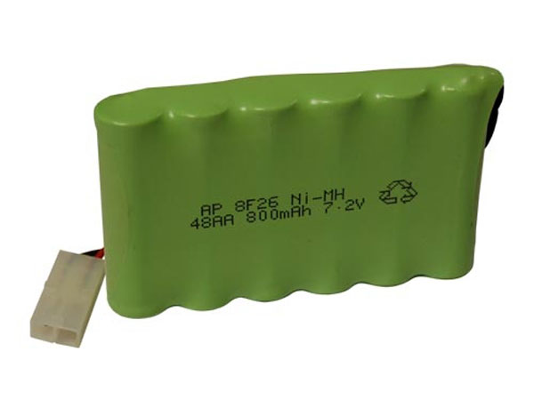 Image Of Hobby Engine Rechargeable Battery 7.2V (Tug Boat/Tank/Fork Lift/Craw)