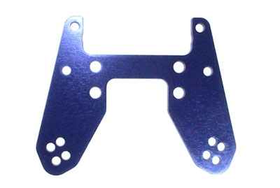 Kyosho  Front Damper Stay (Blue) - Inferno MP7.5 IF126B