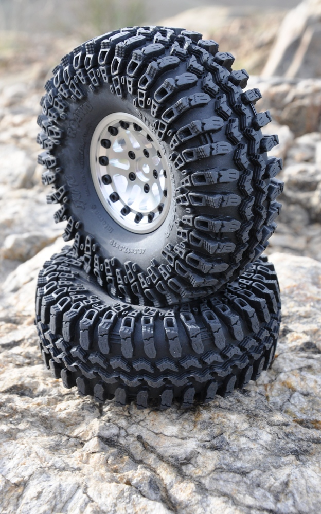 RC4WD ZT0054 Interco IROK 1.9 Scale Tire Z-T0054