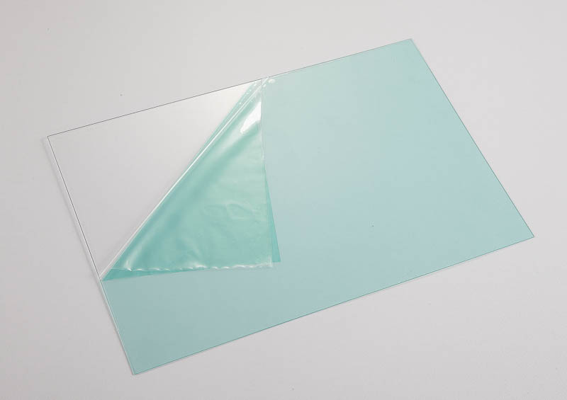 Killer Body Lexan Sheet Clear (203 X 305 X 0,8mm)   KB48526