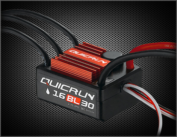 Image Of Hobbywing QUICRUN WP-16BL30 BL ESC