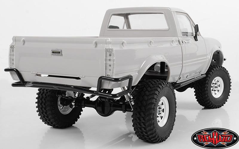 RC4WD Trail Finder 2 Truck Kit w/Mojave II Body Set Z-K0049