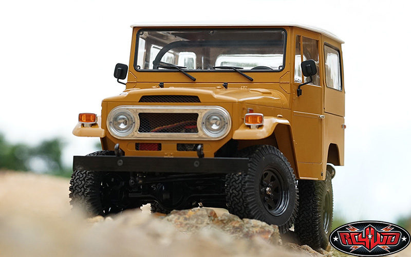 b29a3e01a90d RC4WD ZRTR0029 RC4WD Gelande II RTR Truck Kit w/Cruiser Body ...