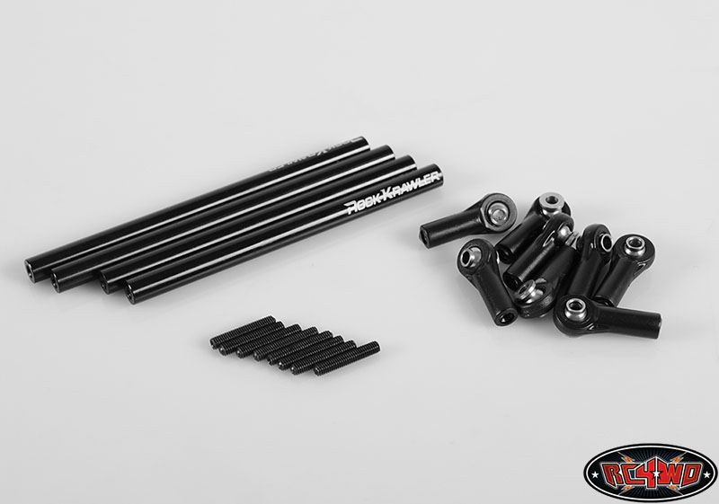 RC4WD ZS0939 Rock Krawler 4 Link package for Axial Jeep Rubicon Z-S0939