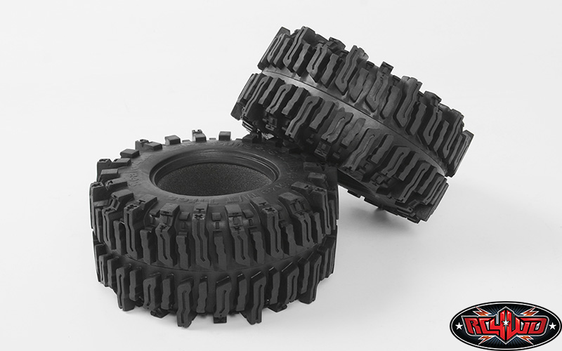 RC4WD Mud Slingers Monster Size 40 Series 3.8 Tyres Z-T0016